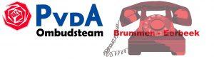 Ombudsteam PvdA Brummen - Eerbeek.