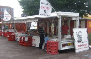 Markt : Foto PvdA Brummen.