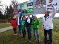 PvdA Brummen in actie